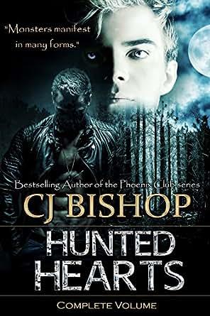 Hunted Hearts: Complete Volume (English Edition) eBook: CJ