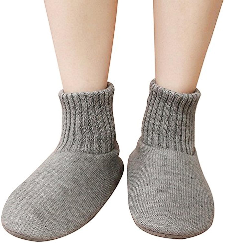 Ecupper - Zapatillas de estar por casa para hombre