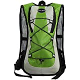 Generic 5 L Foldable Sports Backpack Hydration Pack Water Bladder. Great for Hiking - Running - Biking - Cycling