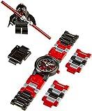 ClicTime - 9002953 - Lego Star Wars Darth Maul kinderarmbanuhr - mehrfarbige