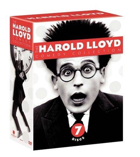 The Harold Lloyd Comedy Collection Vols. 1-3 by Harold Lloyd