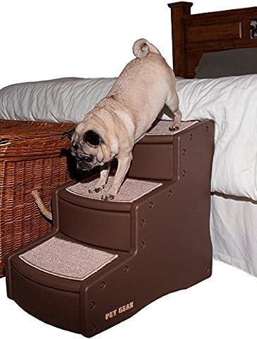 Rosewood 02666 Pet Gear Hundetreppe mit 3 Stufen