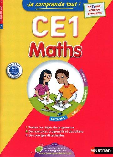 JE COMPRENDS TOUT MATHS CE1