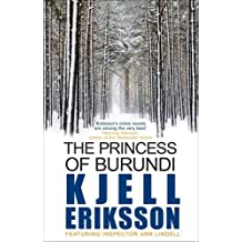 The Princess of Burundi. Kjell Eriksson