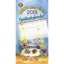 Der kleine König 2013: Familienkalender