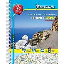 Atlas routier et touristique France