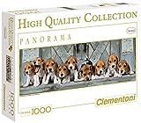 Clementoni 39076.2 -  Panorama Beagles, 1000 teilig