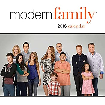 Modern Family 2016 Wall Calendar