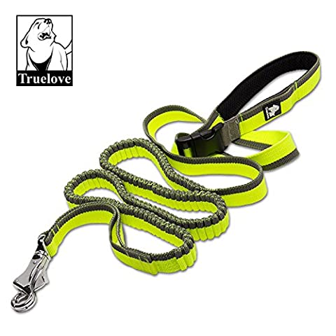 Wedding Tll 2271 Outdoor Training solide Long Leash, mains libres deux