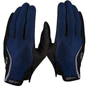 2015 Callaway X-Spann All-Weather Performance Mens Compression Fit Golf Gloves-PAIR Black Small