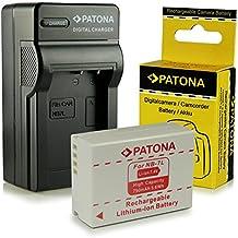 Novità - 4in1 Caricabatteria + Batteria come NB-7L per Canon PowerShot G10 | G11 | G12 | SX30 IS