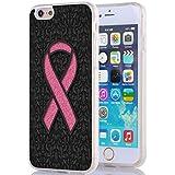 iPhone 6S Plus Funda, carcasa para iPhone 6Plus De Cinta De cáncer de mama