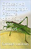 Cricket Hd Photograph Picture book Super Clear Photos (English Edition)