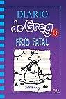 Diario de Greg 13: Frio Fatal par Kinney