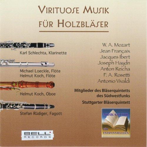 Virtuose Musik für Holzbläser