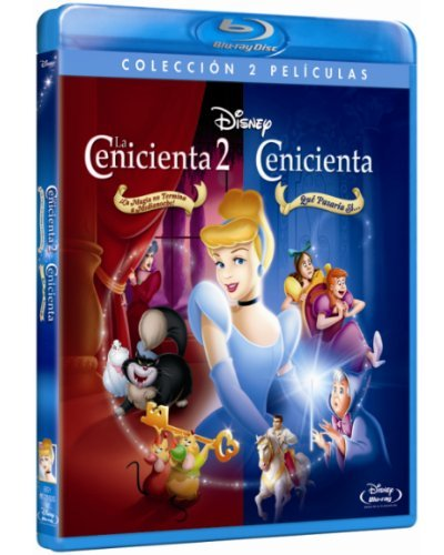 Cenicienta 2 Y 3 [Blu-ray]