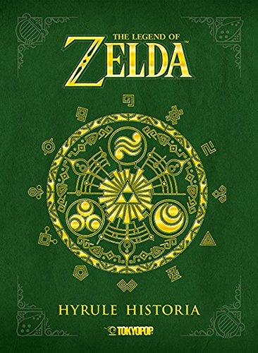 Buchcover The Legend of Zelda - Hyrule Historia