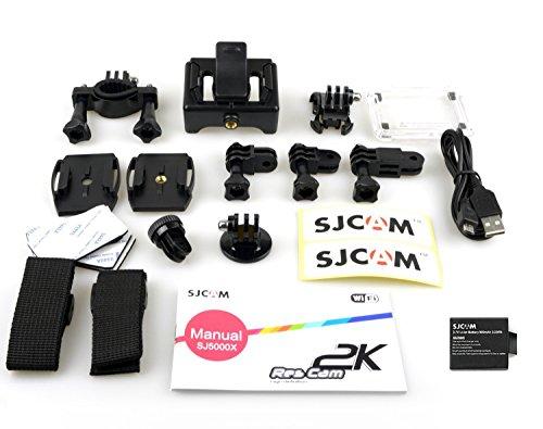 SJCAM SJ5000X Elite Actionkamera - 9