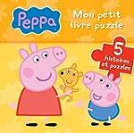 Peppa Pig : Mon petit livre Puzzle
