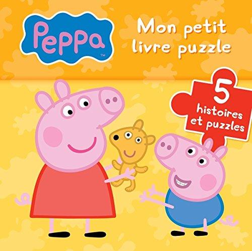 Peppa Pig : Mon petit livre Puzzle par Hachette Jeunesse