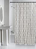 Spread 100% Water Proof High Quality PVC Shower Curtain with 12 Plastic Hooks