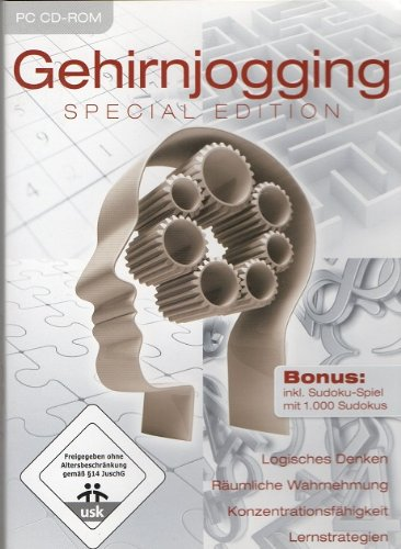Tchibo Gehirnjogging Special Edition