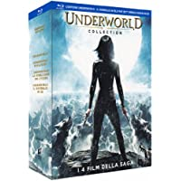 Underworld Collection  (3 Blu-Ray+ 1 Blu Ray 3D);Underworld - Awakening;Underworld - Collection