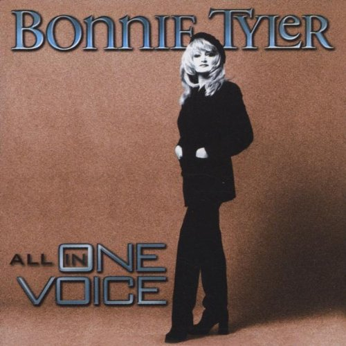Bonnie Tyler: All In One Voice (mit Titelsong 'He's The King')