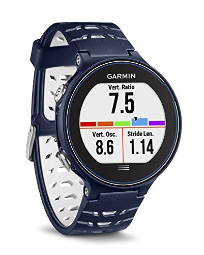 Garmin Forerunner 630 GPS-Laufuhr Akkulaufzeit, Touchscreen, Smart Notifications