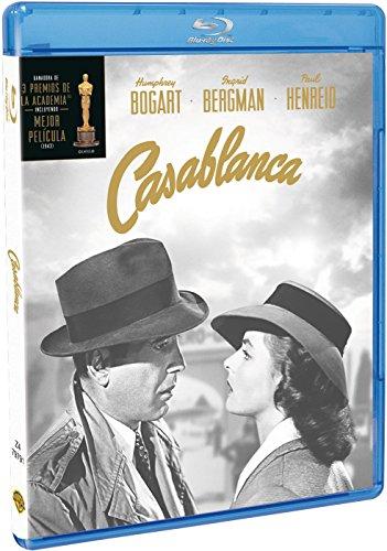 Casablanca [Blu-ray] 51f5B6zYGiL