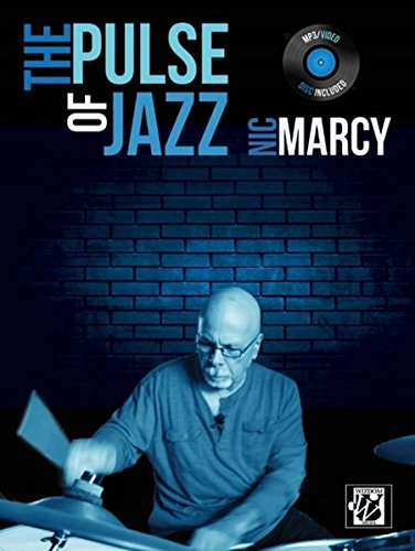 The Pulse of Jazz  |  Drum Set  |  Book & CD (Wizdom Media)
