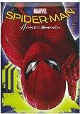 SEVEN SPA Diario Scuola Spiderman Homecoming Uomo Ragno Viola Non Datato 11 Mesi 20x15cm+Omaggio Penna Colorata