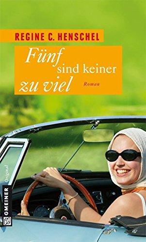 Fünf sind keiner zu viel (Frauenromane im GMEINER-Verlag)