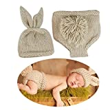 Disfraz de ganchillo para recién nacido, para niñas y bebés, para fotografía