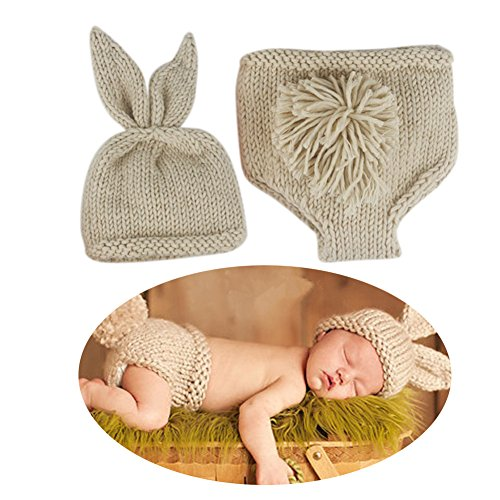 Einzigartige Kostüm Junge - Baby Jungen Mädchen Häkelkostüm Requisite Foto-Fotografie
