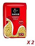 Perla Gallo Fideuà Pasta 500 g Packet - Pack of 2