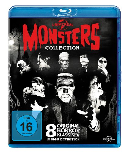 Monsters Collection [Blu-ray] Preisvergleich
