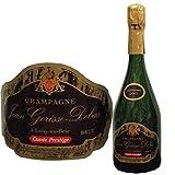 Cuvée Préstige 2005 Champagne Gorisse-Debas 0,75 l