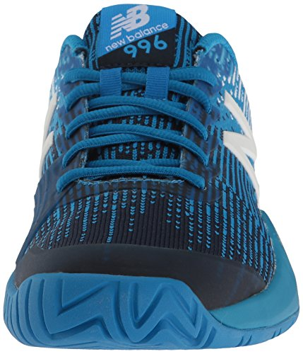 New Balance pour homme Mc996 V3 Chaussures de tennis Blue/White