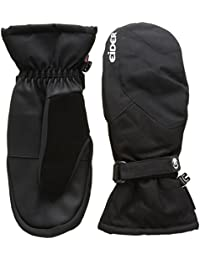 Eider silvaplanawmitn guantes mujer, color negro, tamaño medium