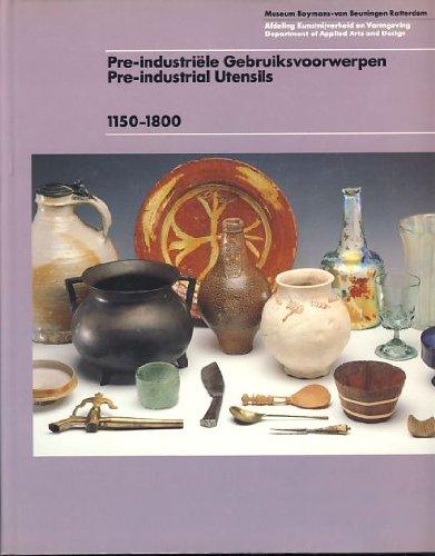 Pre-industrial Utensils 1150-1800 por Alma Ruempol