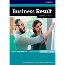 Business Result: Upper-intermediate: Student's Book with Online Practice (Business Result Second Edition)