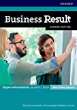 Business Result Upper-Intermediate. Student's Book with Online Practice 2nd Edition (Business Result Second Edition)