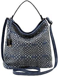 Suchergebnis auf für: Flechttaschen Schultertasche