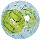 Hamster Exercise Ball Diameter Approximately 12.5 cm Lime Green