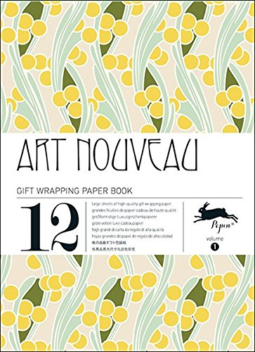 Art Nouveau: Vol. 1: Gift & Creative Paper Book