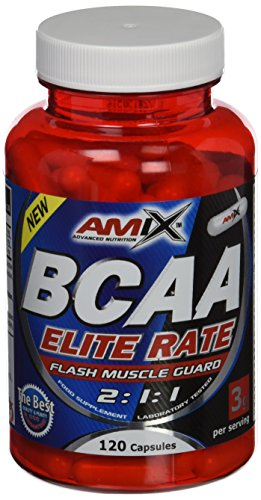 Amix BCAA Elite Rate Aminoácidos - 75 gr_8594159531772