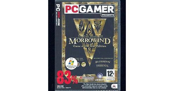 Elder Scrolls III: Morrowind - Game of the Year Edition (PC