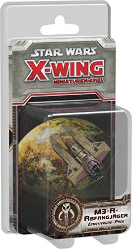 Asmodee HEI0425 - Star Wars X-Wing - M3-A-Abfangjäger Erweiterungs Pack