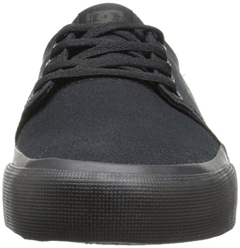 DC Shoes Trase Tx, Baskets mode homme Black/Black/Black